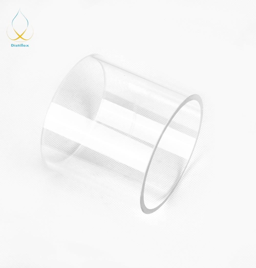 Borosilicate Glass 90mm X 5mm X100mm. Column For Distillation.