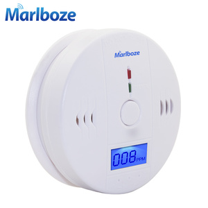 Image 3 - Home Security 85dB Warning High Sensitive LCD Photoelectric Independent CO Gas Sensor Carbon Monoxide Poisoning Alarm Detector