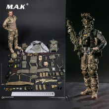 DAMTOYS DAM 78054 1/6 German KSK COMMANDO SPECIAL FORCES LEADER Action Figure Colletible Model Toys