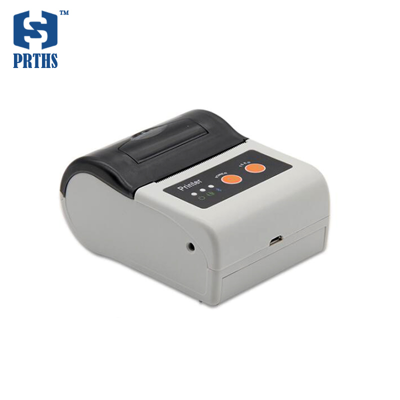 2 inch mobile receipt thermal label printer compatible with Windows, Linux,Android,IOS system bluetooth barcode printer PL58AI