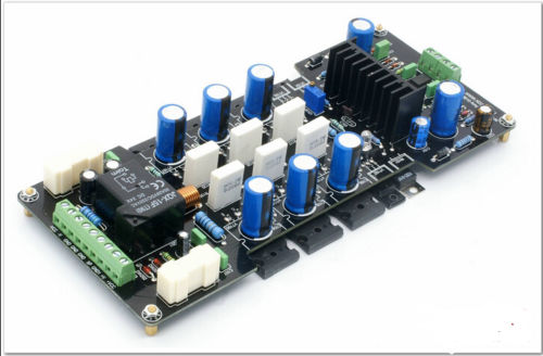 Assembled LME49810 high-fidelity DC servo mono amplifier board 300W
