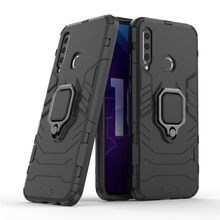 For Honor 10i Case Magnetic Finger Ring Kickstand Hard Coque Fundas Phone Huawei Cover
