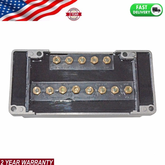Power Switch Box 332 5772A1 332 5772A3 For MERCURY OUTBOARD 4 cyl ...