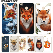 WEBBEDEPP Fox Sleeping In The Snow Phone Case for