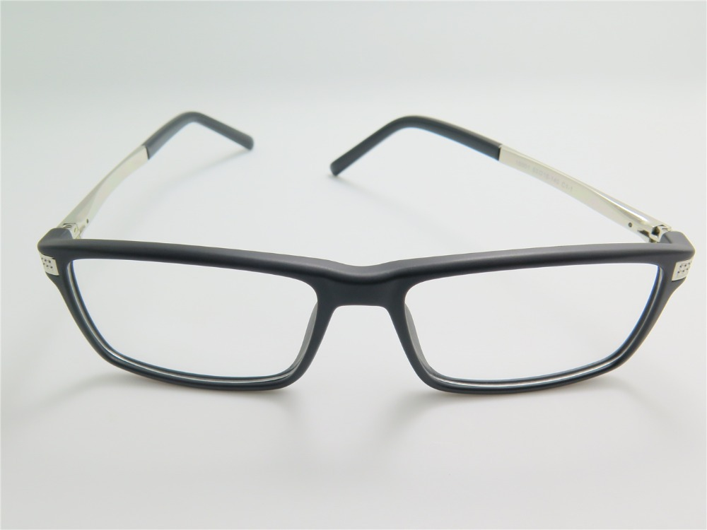 2015 nueva moda BAWA óptico anteojos de oro marcos hombres a ...