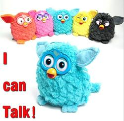 New electronic toys phoebe 7 color electric pets owl elves plush toys recording talking toys christmas.jpg 250x250