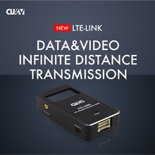 CUAV NEW wireless 4G LTE-LINK data transmission and digital Video link for RC FPV