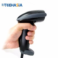 Barcode Scanner UT MS8150 USB Cable COMS 1D 2D Scan Handheld POS Reader Decoder PDF417 for Industry Bank SA ID Card Code