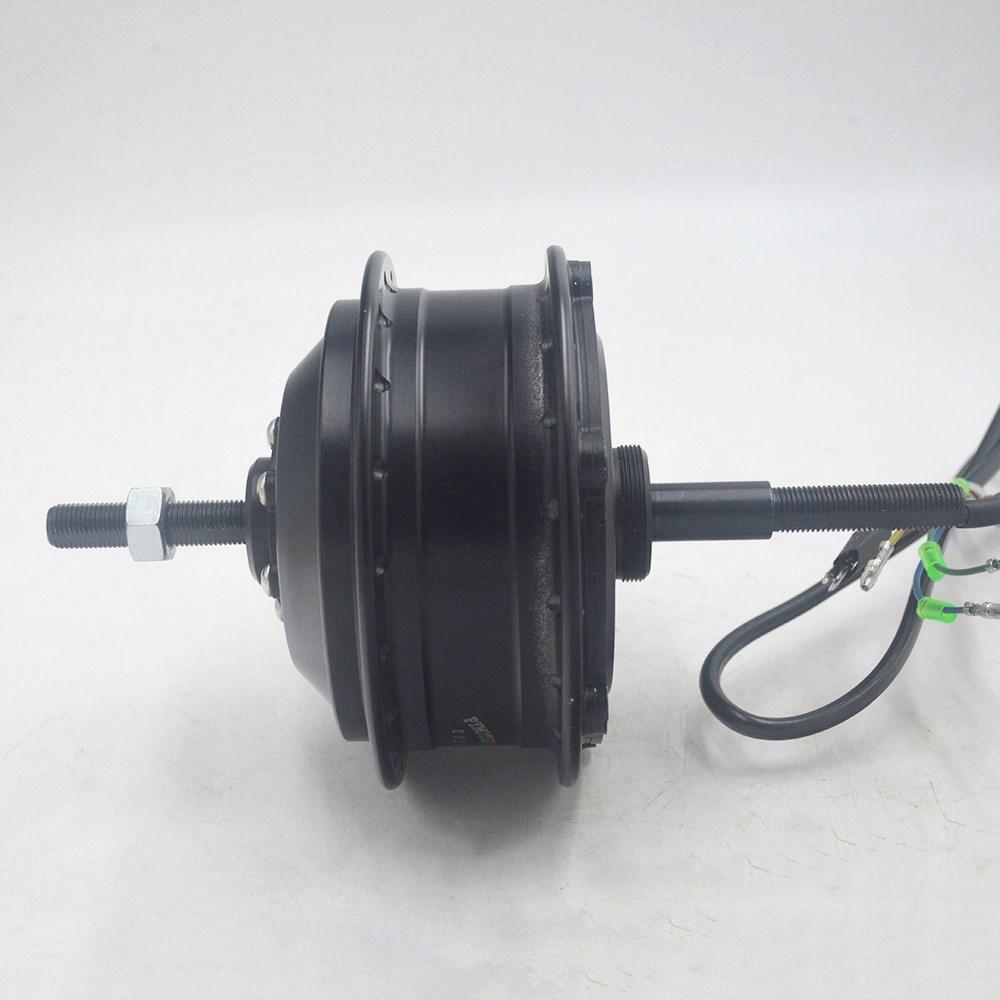 36 V 48 V 250 W moteur de moyeu de vélo électrique e-bike moteur arrière système de frein à disque DXF135