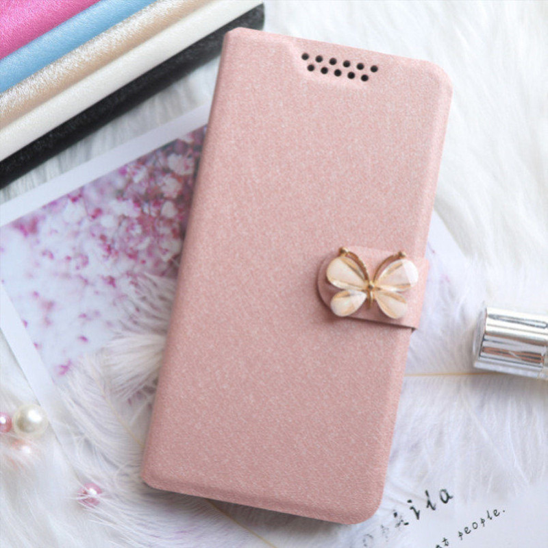 Luxury Silk Leather Cover Case for <font><b>Nokia</b></font> 130 2017 150 208 Dual SIM 210 215 216 <font><b>220</b></font> 222 225 230 2V 301 Dual SIM Wallet Phone Case image
