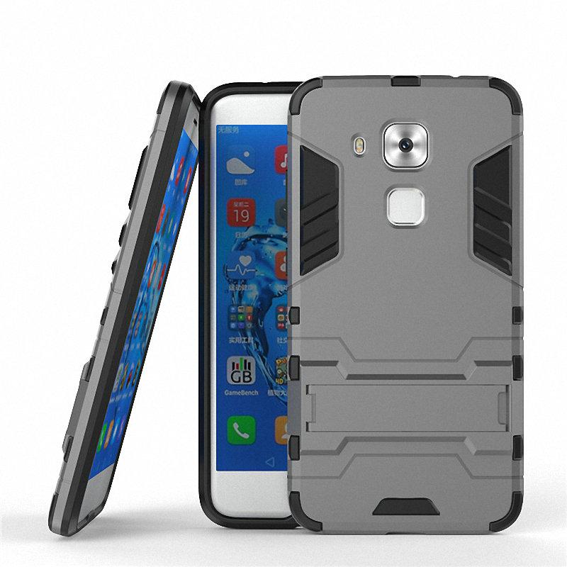 Case for Huawei Nova Plus MLA-L01 MLA-L02 MLA-L03 5.5 Case PC plastic Cover Black