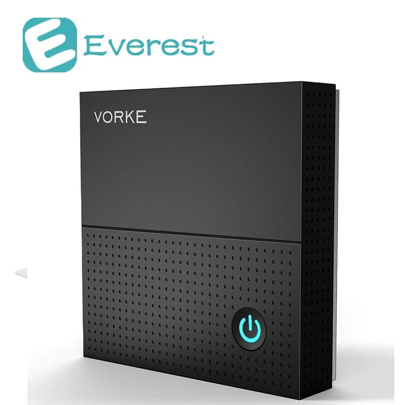 VORKE Z6 Plus android tv box Amlogic S912 smart tv box 3GB/32G WIFI Bluetooth KODI 1000M LAN computer 4K Resolution mini pc