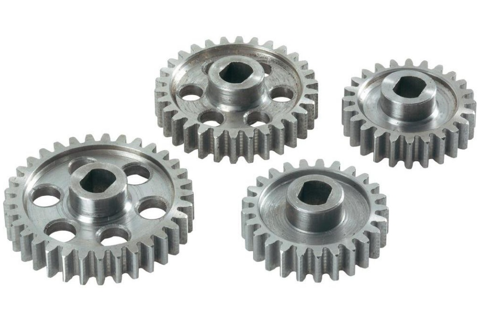 24 25 30 33T metal gear set for 1 5 scale Buggy Truggy On road for