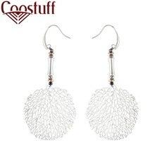 Hotsale Silver Tree earrings for Women Vintage Earrings Trend Fashion Jewelry Wholesale Dangle pendientes brincos 2018