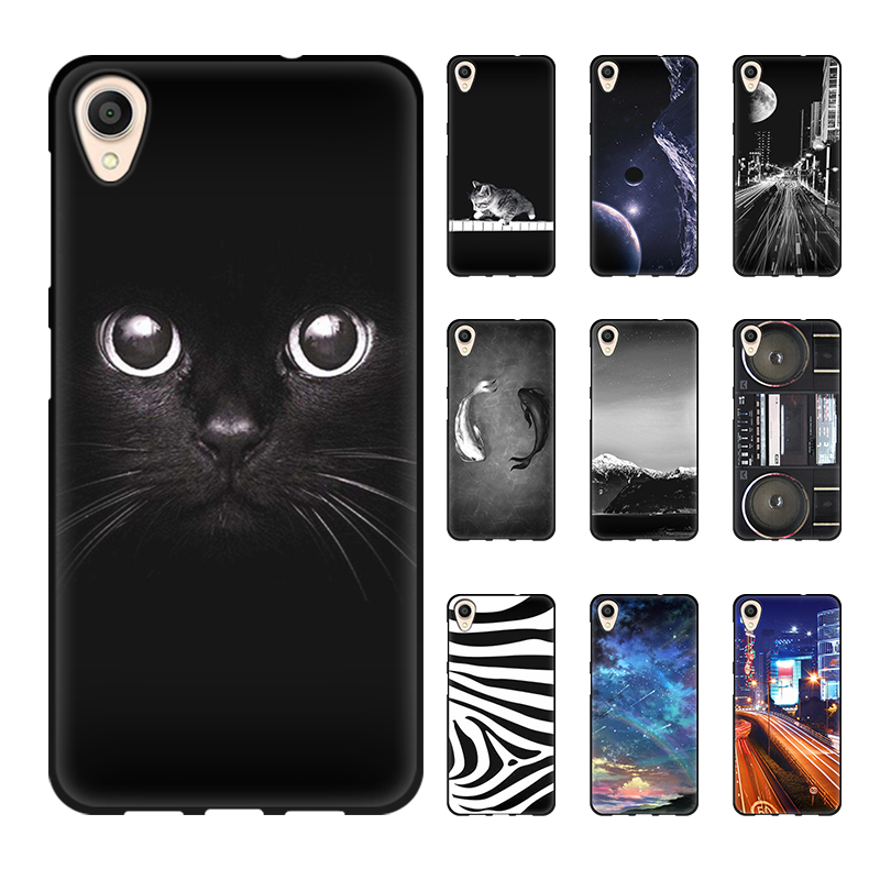 JURCHEN Phone Case For ASUS Zenfone Live L1 ZA550KL Case Silicone Cute Cartoon Soft Cover For ASUS ZA550KL Zenfone Live L1 Case(China)