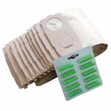Cleanfairy 20Pcs Stofzuiger Zakken Compatibel Met VK118 119 120 121 122