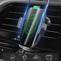 Universal Car Phone Holder For Phone in Car Air Vent Clip Mount Magnetic Mobile Phone Holder Cell Stand Support For iPhone