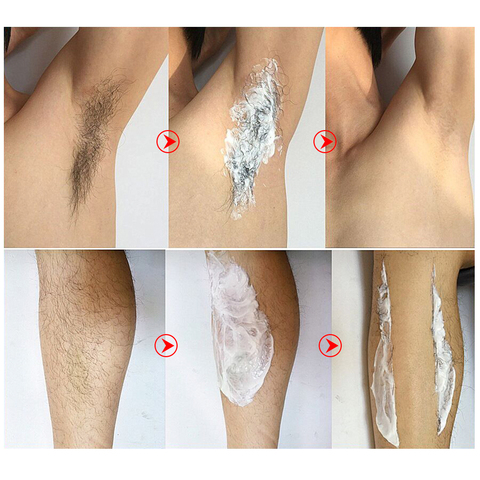LANBENA Hair Removal Cream Repairing Painless  Removal Depilation Gentle Not Stimulating Effective Epilator Nourishing Body Care Islamabad
