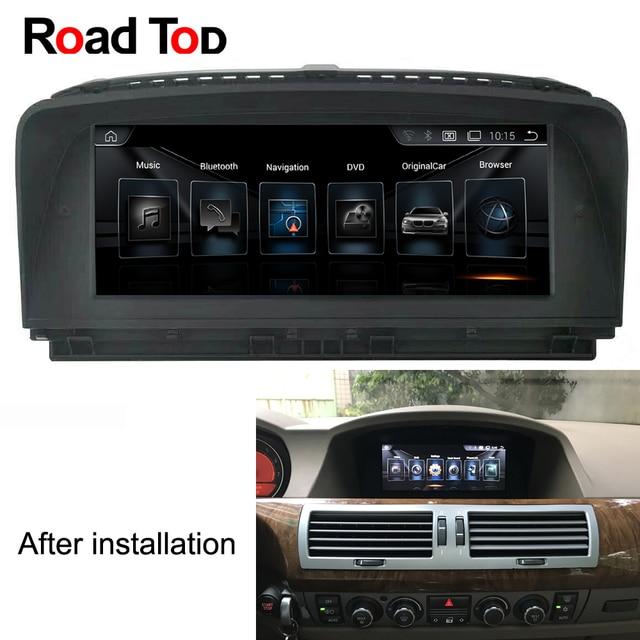 Android Car Radio WiFi GPS Navigation Head Unit Screen