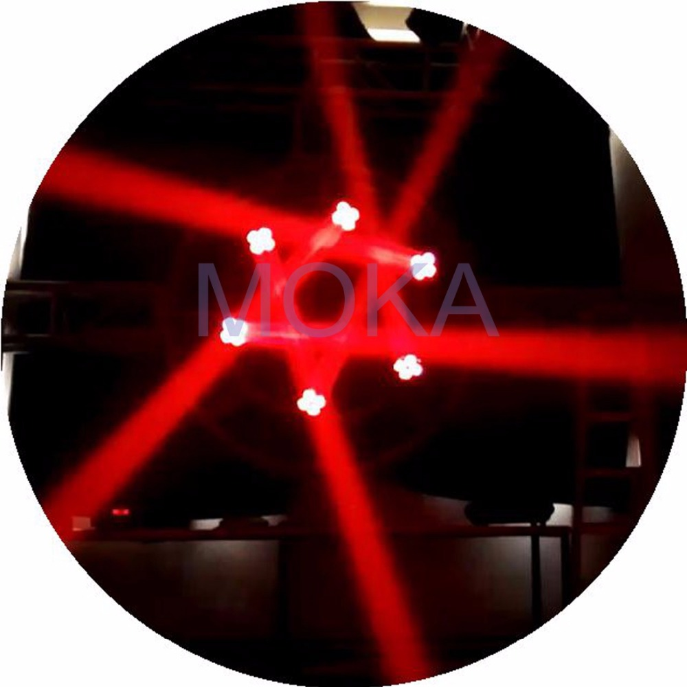 US $520 0 |2 Pcs/lot 4X25W Super Led Spot Moving Head Beam Light 3 Color  Open Rainbow Special Effect Stage Light-in Stage Lighting Effect from  Lights