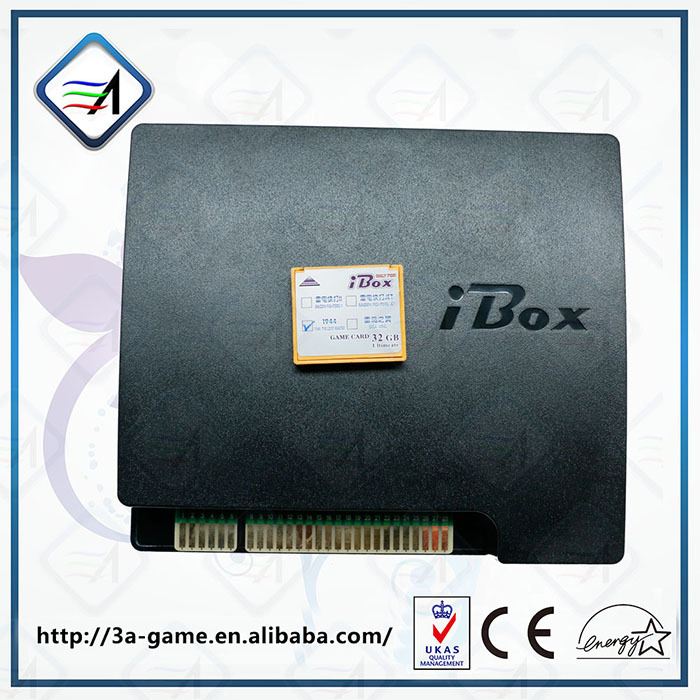ibox one  Arcade Game PCB Board one game mini ibox for Video Arcade Game-in ...