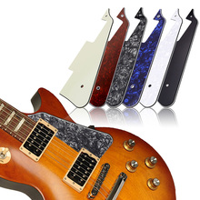6 Color Guitar Pickguard 3Ply Guitar Scratch Plate For Gibson Sg Standard Replacement Guitar Parts & Accessories