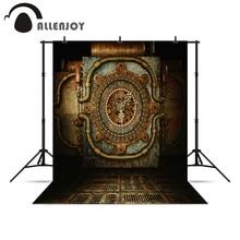 Allenjoy Photocall старинные колокола удивительные стимпанк Фон фотографии для фотосессии мешок