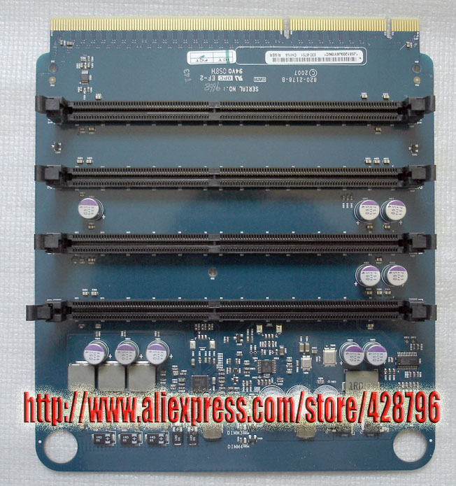 for Apple Mac Pro TESTED Memory Riser 820-2178-B