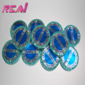 10 Rolls Double Sided Hair Tape 0.8cm*3Yard Super Tape Blue Color Wig Tape Easy Use For Tape Hair Extensions