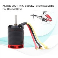 2221 PRO 3800KV 4S / 3120 PRO 1000KV 6S Brushless Motor for Devil 450 Pro RC Drone FPV Racing Quadcopter Plane Toy Spare Parts