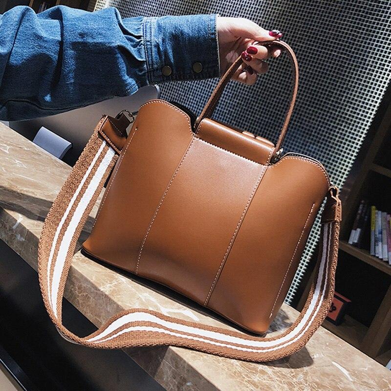 ETAILL Fashion Women font b Handbag b font PU Oil Wax font b Leather b font