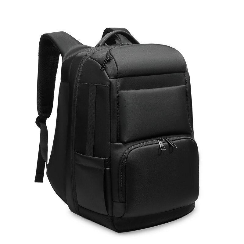 Sac à dos de luxe pour hommes d'affaires pour voyage sacs à dos d'ordinateur portable de 17 pouces pour hommes sac à dos anti-vol sac à dos mâle usb cartable - 6