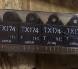 2 шт./лот новый оригинальный TOTX174 TX174 DIP