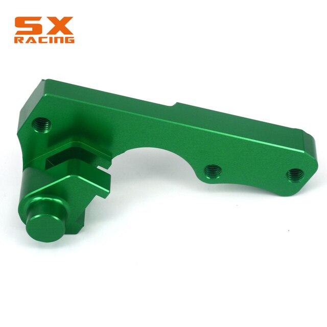 JFG RACING 320mm Floating Brake Disc Adaptor Bracket For Suzuki RM125 96-09 RM250 96-12 RMZ250 04-14 RMZ450 05-13 SV SM125 05-06 DRZ400 E 00-08 DRZ400 S 00-09 RMX450 10-11