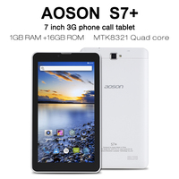 7 android 4 2016 Cheap-Sale 3G Phablet Aoson M707T 7 inch Dual Core MTK8312 Dual Cameras TN Screen Phone Call GPS Bluetooth Android 4.4 MID (2)