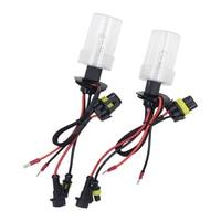 Hid Car Light Project Lens Bulb H7 Hid Xenon Bulbs Car Lamp Dc 12V 35W 5000K Normal Colour Hid Xenon H7 Bulbs