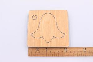 Image 4 - Vento campana Del Pendente di legno die Taglio Die Adatto per comune die taglio macchine nel mercato
