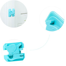 Baby Proof Safety Locks for Refrigerators and Furniture