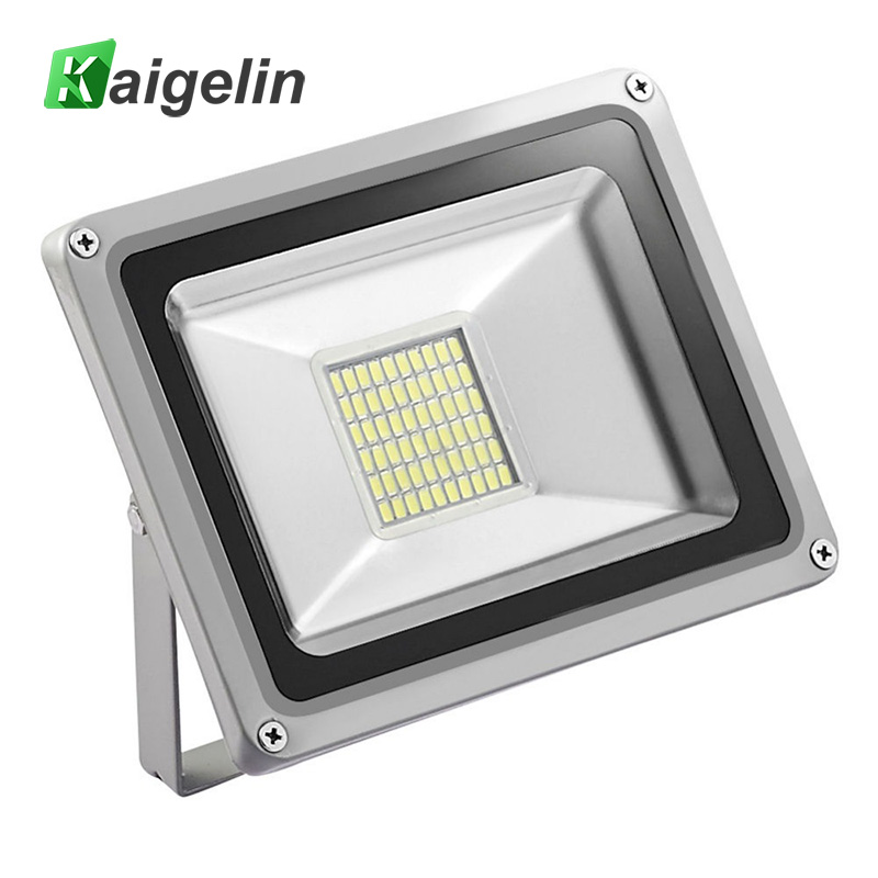 10PCS 30W LED Flood Light DC 12-24V 2200LM Reflector Floodlight 60 LED Ip65 Waterproof LED Projector Spotlight Outdoor Lighting ultrathin led flood light 200w ac85 265v waterproof ip65 floodlight spotlight outdoor lighting free shipping