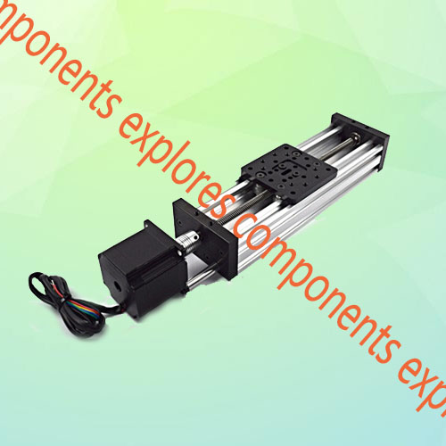 500mm Openbuilds C-Beam Linear Actuator Kit