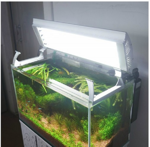 24 T5 Ho Aquarium Light Hood 2x24w Lamp Fixture: T5 Aquarium Lighting For Plants