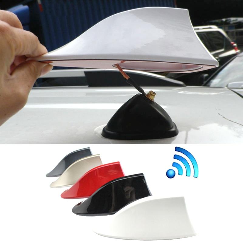 Rear Shark Fin Aerial AM//FM Antenna fits MAZDA 6 Black