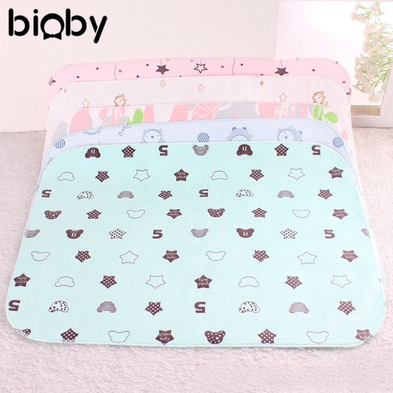 Portable Baby Washable Diaper Changing Mat Waterproof
