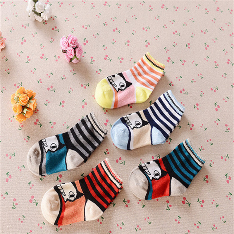 Boys Socks New Arrival 3pairs/lot 2016 Spring And Autumn Paragraph Children's Socks, Baby Cartoon For Models C-cll-012-3