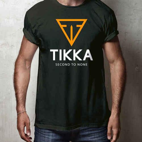bc796a037f Tikka Sako Firearms New T-Shirt Black & White Avl. custom printed tshirt,