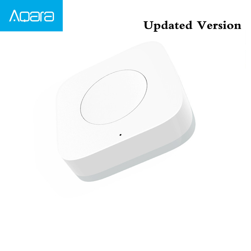 Xiaomi AQara Smart Multi-Functional Intelligent Wireless Switch Key Built In Gyro Function Work With Multi-function Gateway