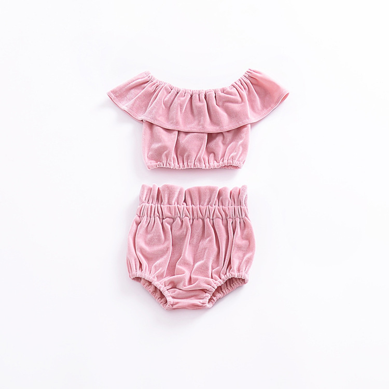 Adorable Girls Clothes Set 2018 New Arrival Newborn Kids Baby Girls