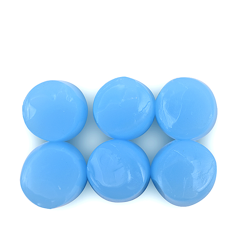 6Pcs/Box Anti-noise Soft Silicone Earplugs for Adult Swimmers Children Diving Waterproof ...