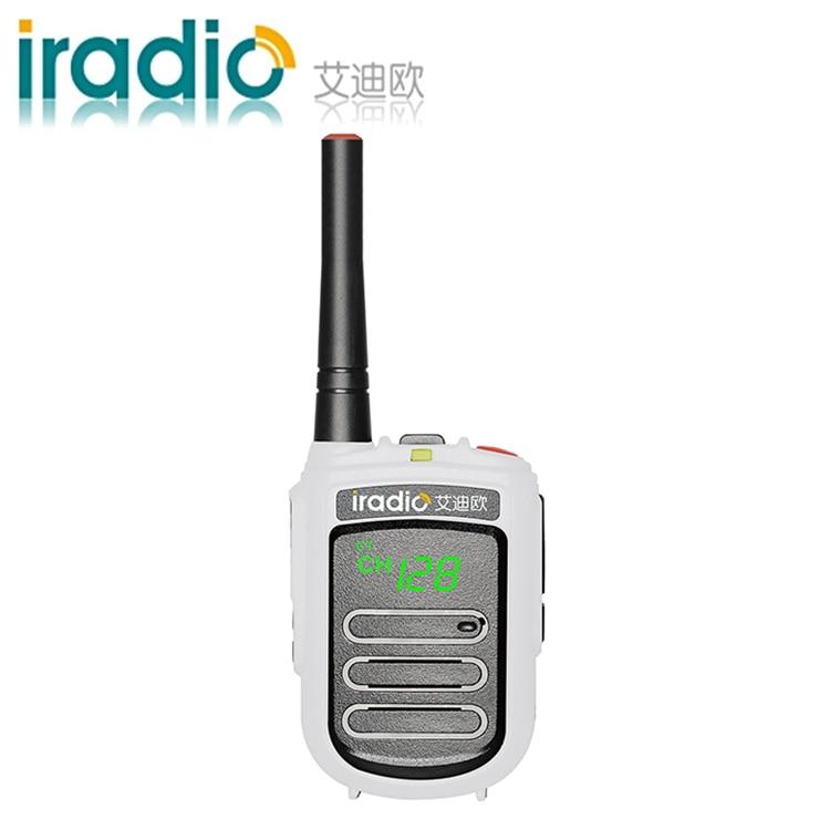 Image 2 - 100% оригинал CE FCC iradio CP 168 маленькая рация дети двухстороннее радио мини рация ветчина радио PMR FRS-in Рация from Мобильные телефоны и телекоммуникации