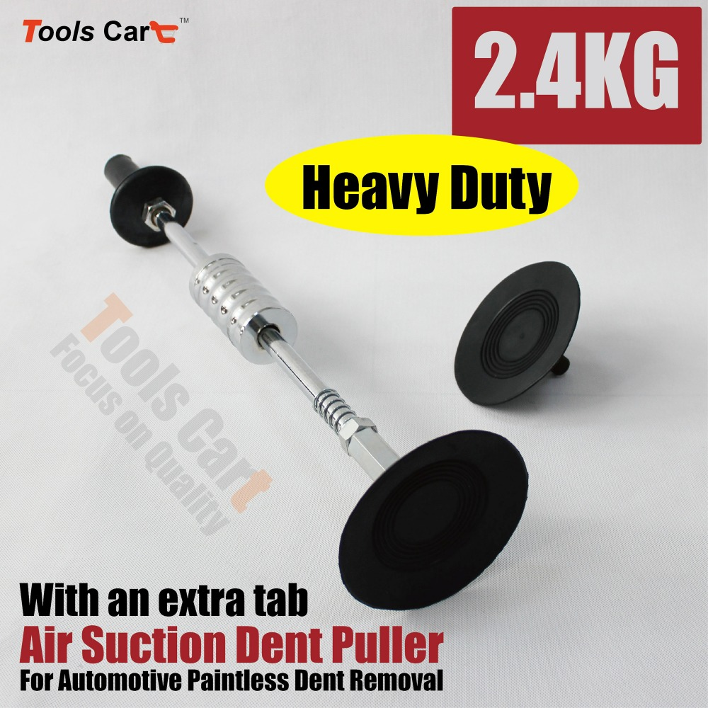 Auto body panel paintless dent removal tool Air vaccum slide hammer dent puller suction cup pdr paintless dents remover bodywork
